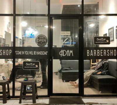 Adam Barbershop Bantul